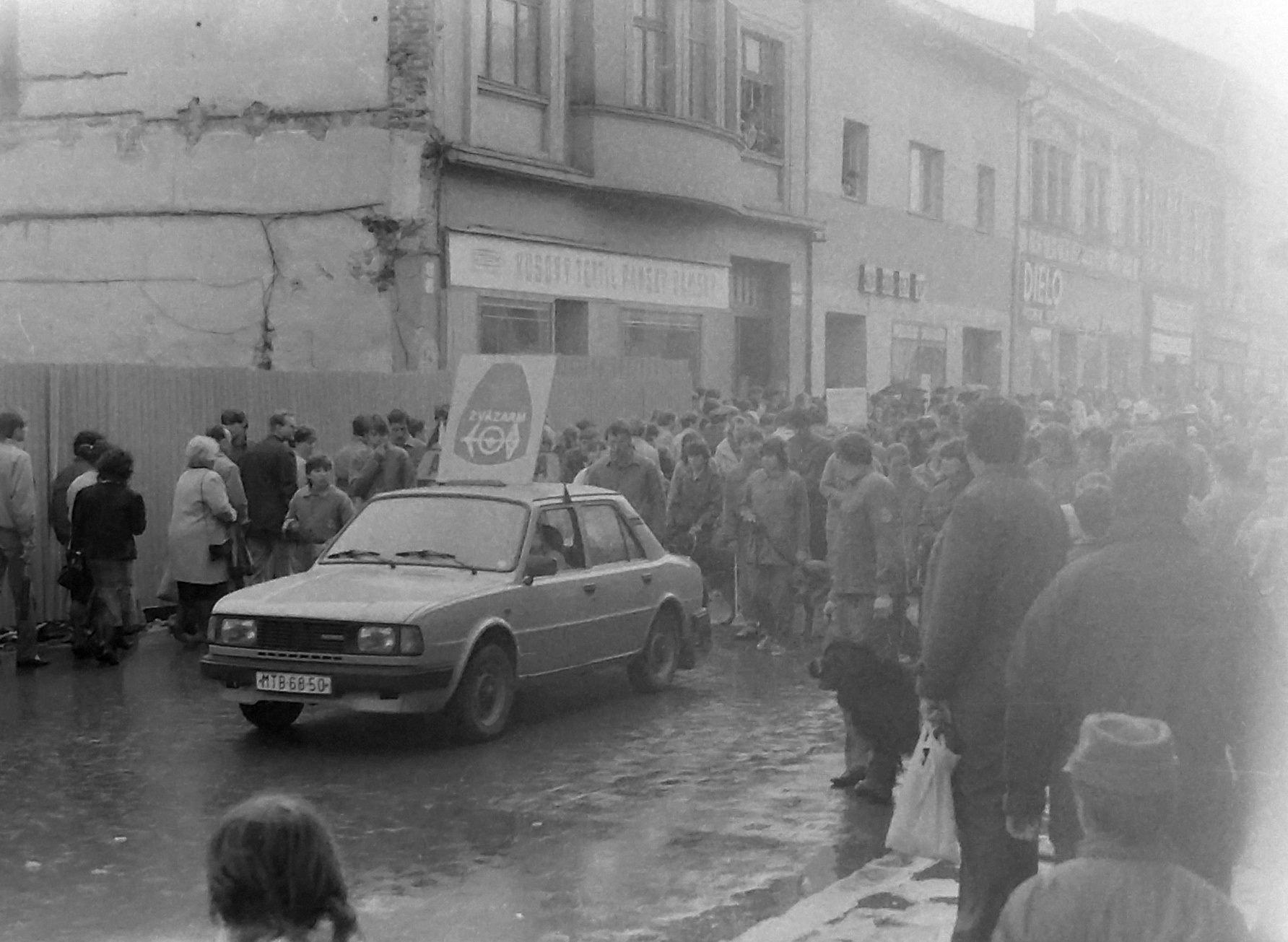 1 máj 1988 v Martine