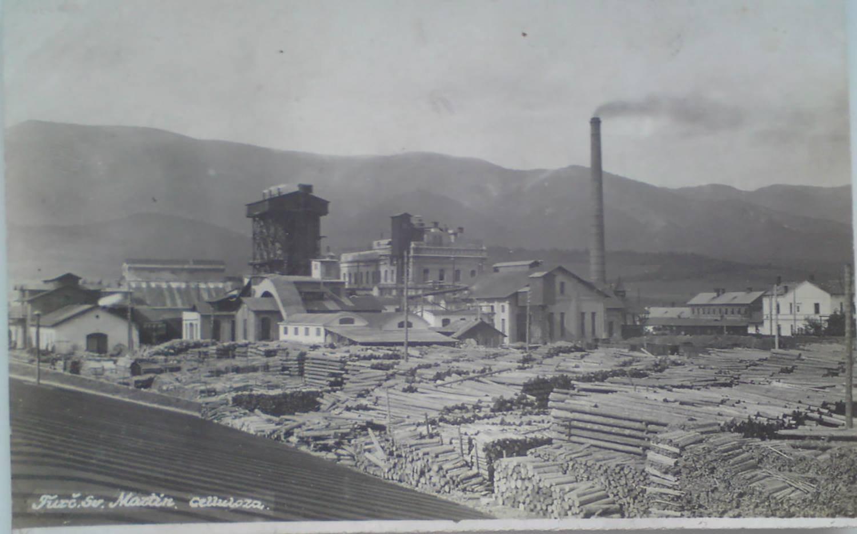 1920 - Celulozka