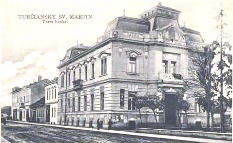 1923 - Tatra Banka