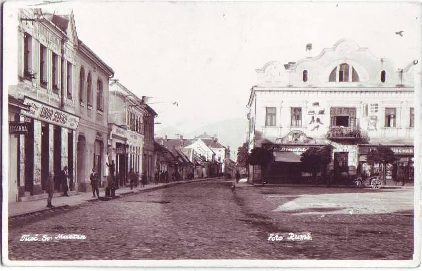1925 - centrum