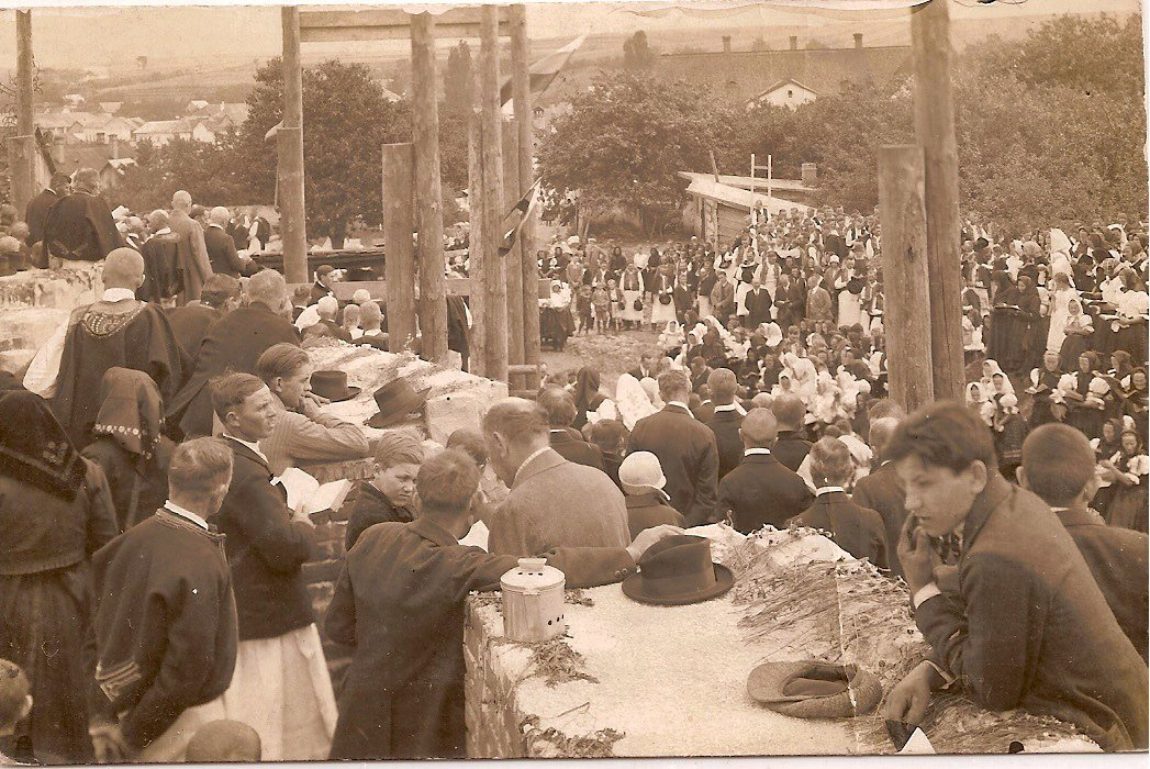 1926 - Mestské slávnosti