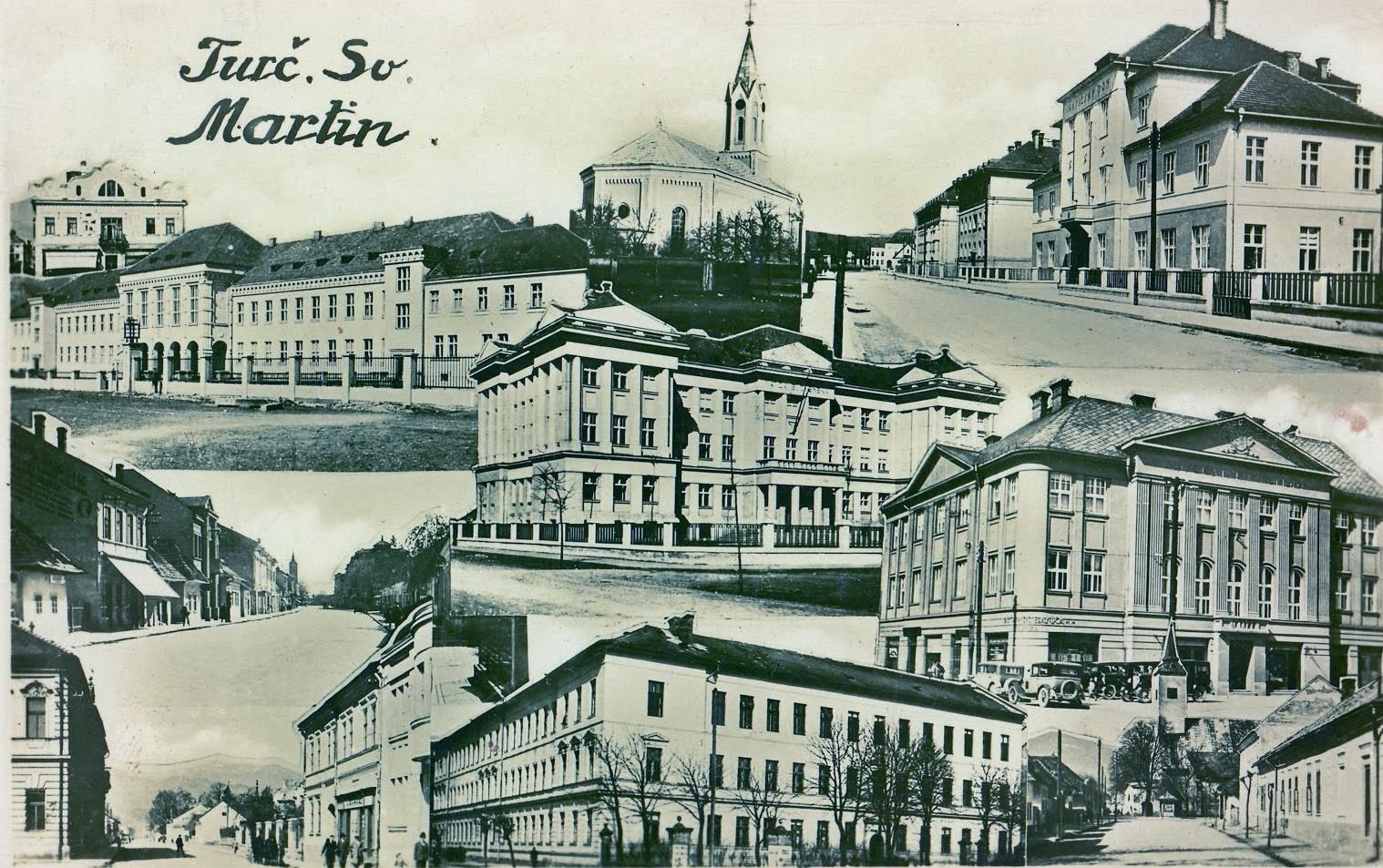 Mesto, 1938