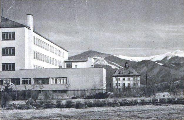 1947, gymnázium vpt