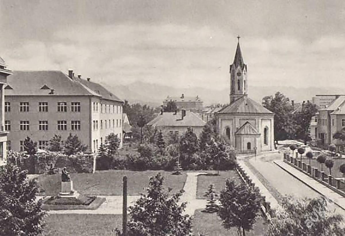 1950, kostol