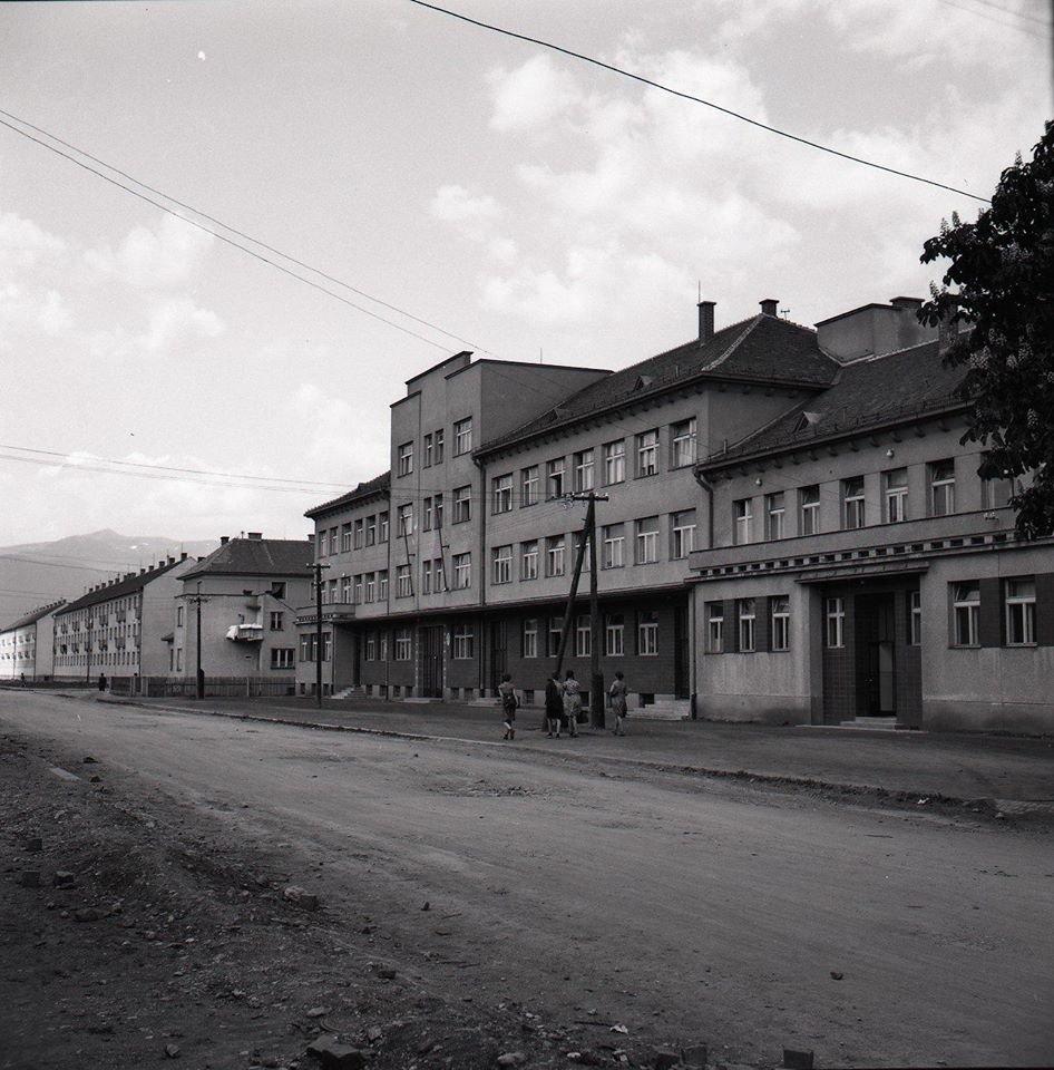 1956 - Dojčenský ústav