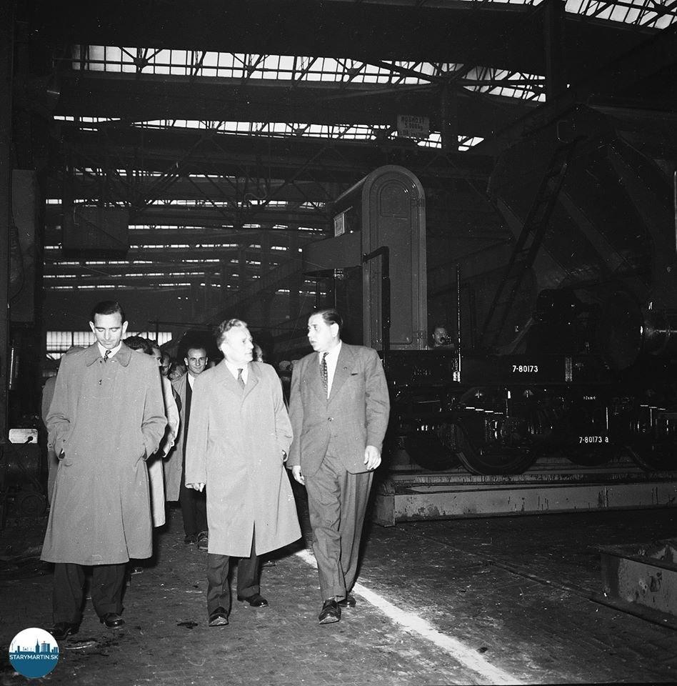 1958 - Návšteva v zťs