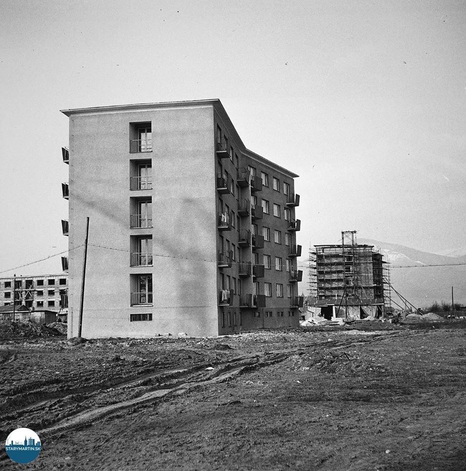 1960 - Ulica Timravy