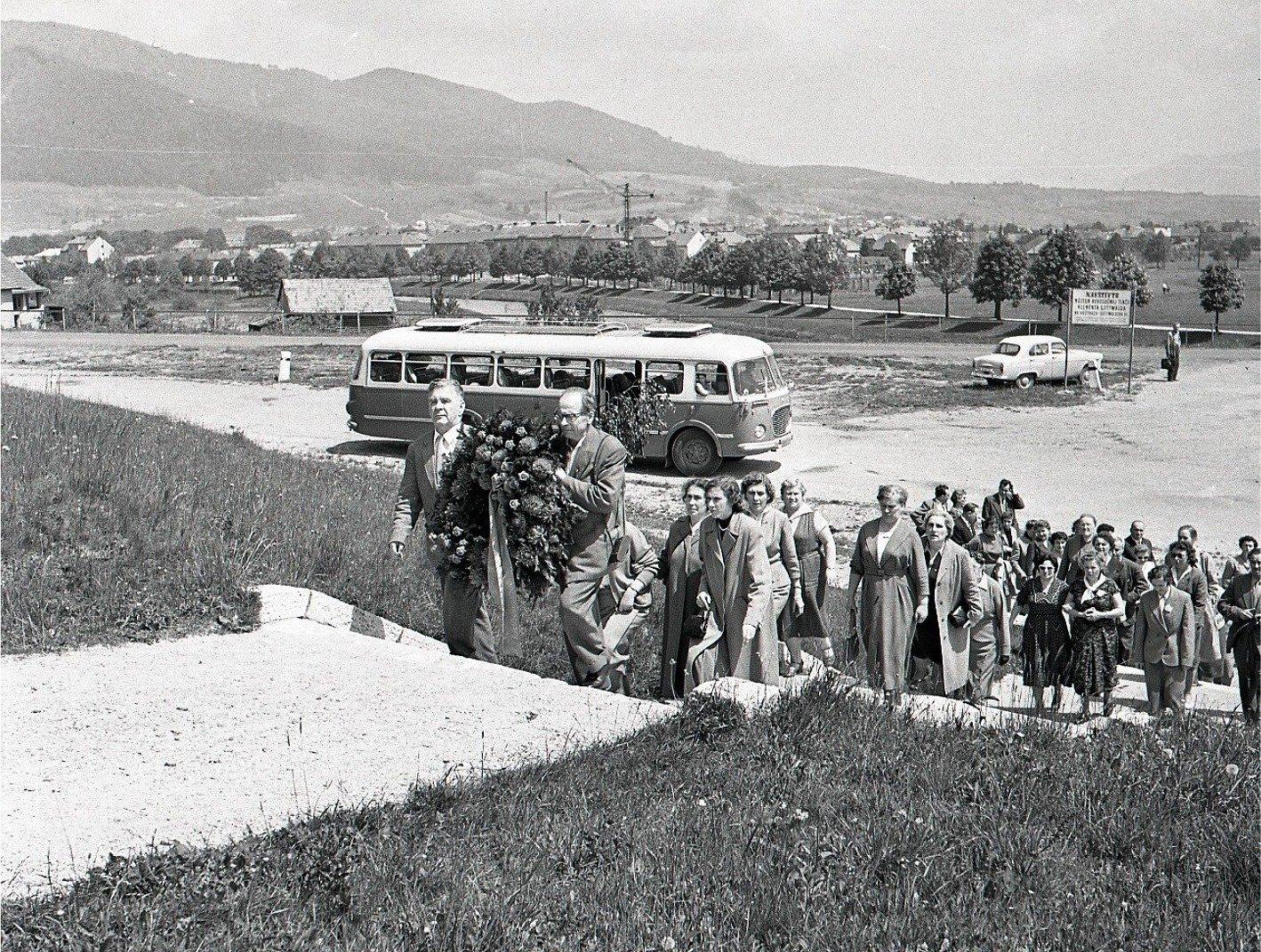 1960 - Sovietski knihovníci navštívili Maticu Slovenskú