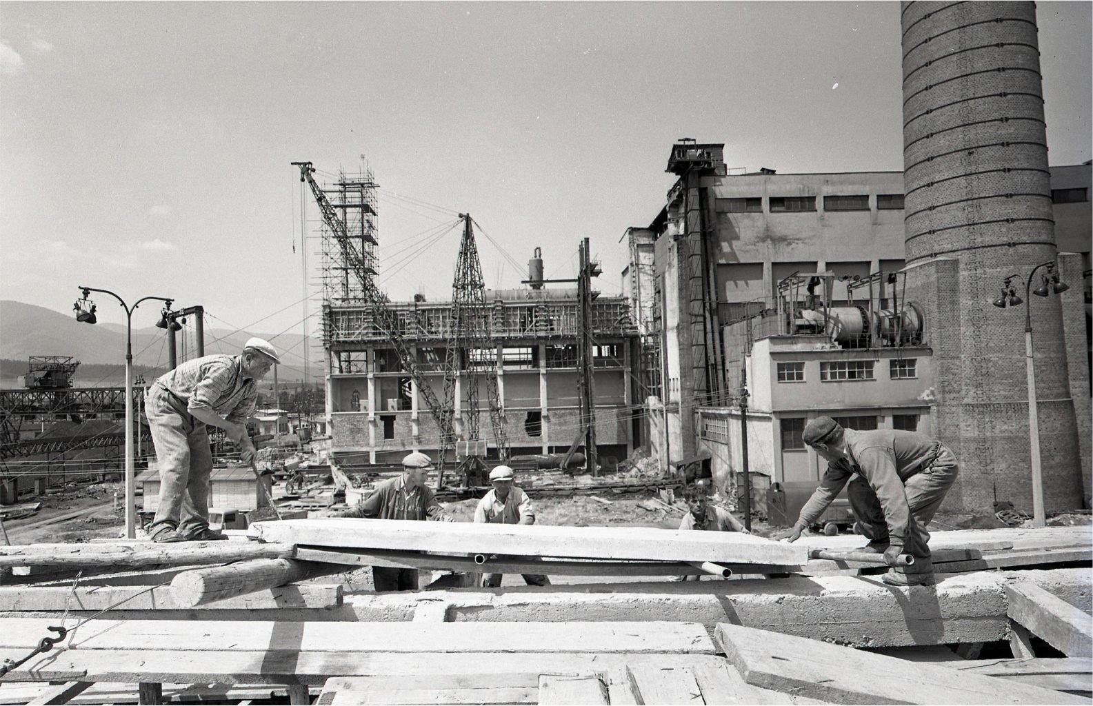 1961 - Martinská Tepláreň