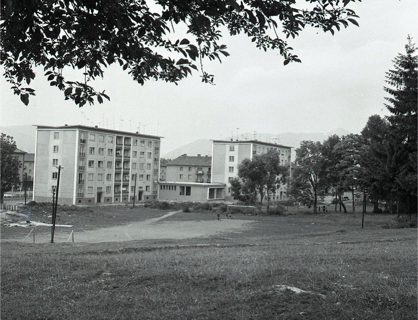 1963 - Rozkvitajúci Martin - Holúbyho