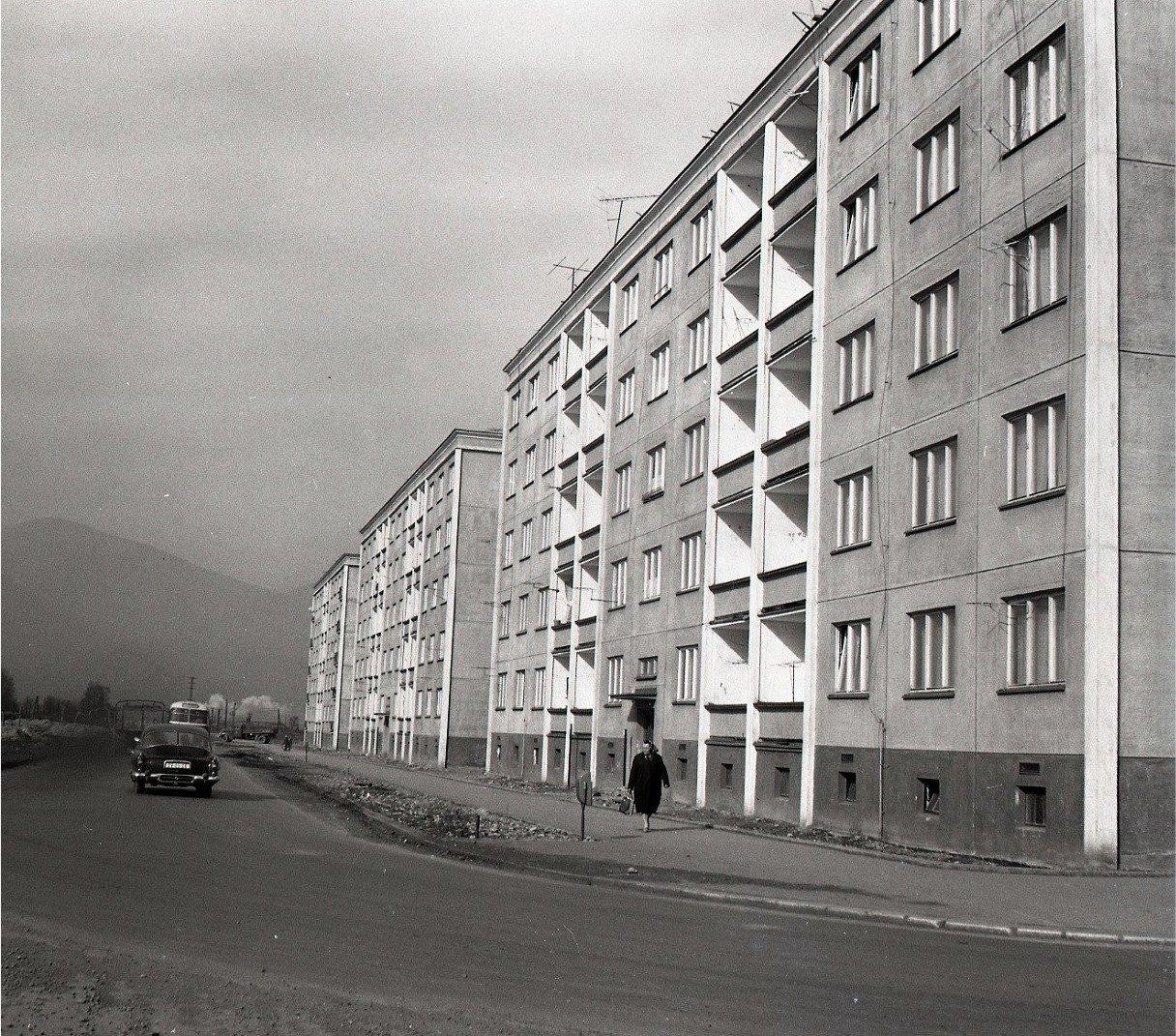 1964 - sever, osbd