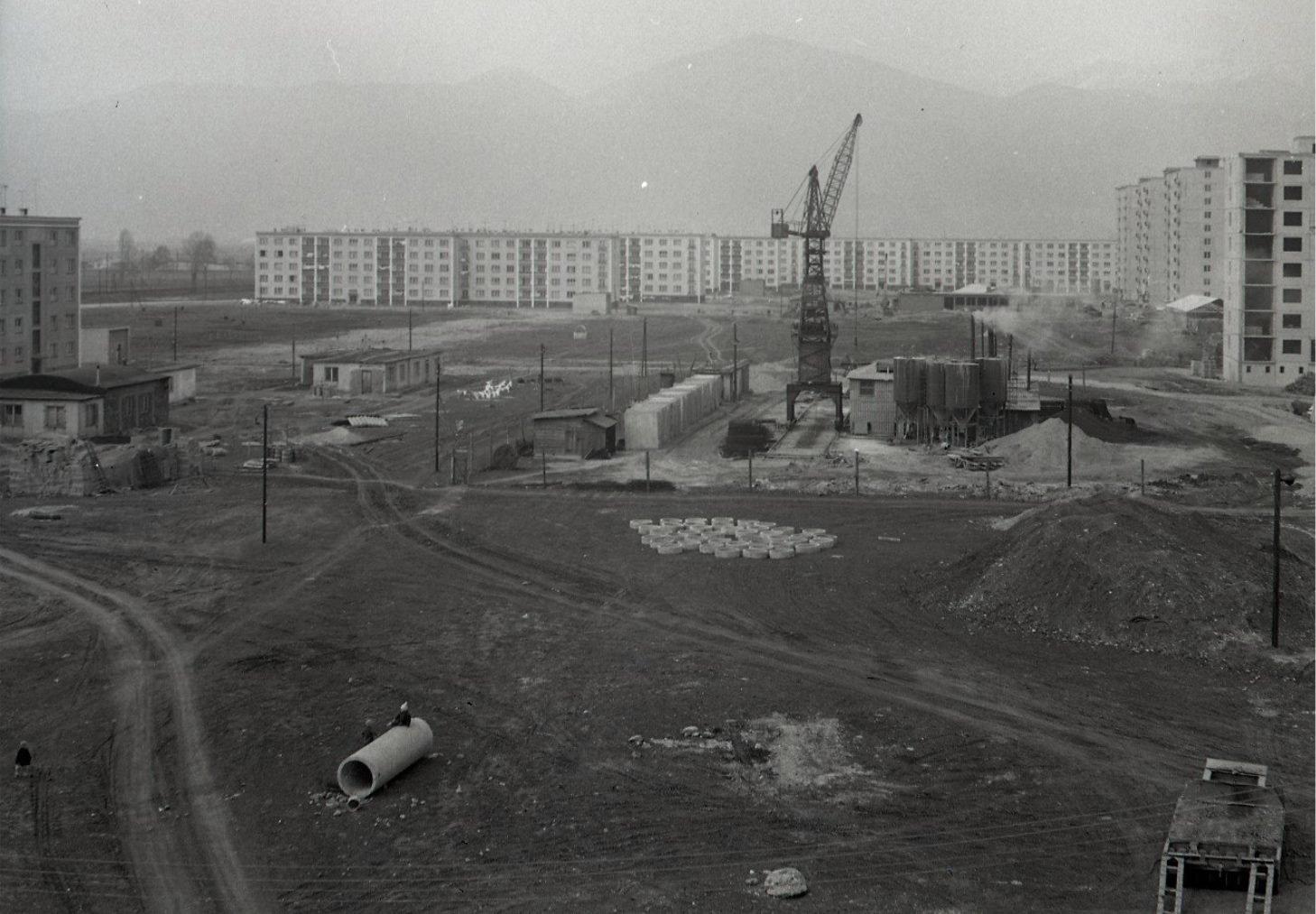 1964 - sever