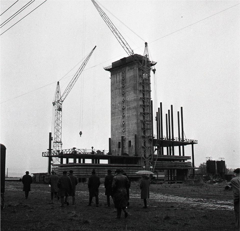 1966 - Výstavba Matice Slovenskej v Martine