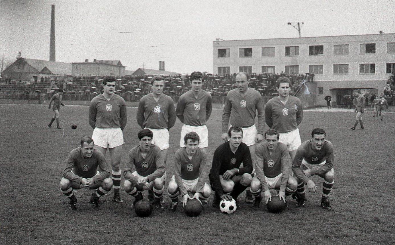 1967 - Reprezentanti ČSSR