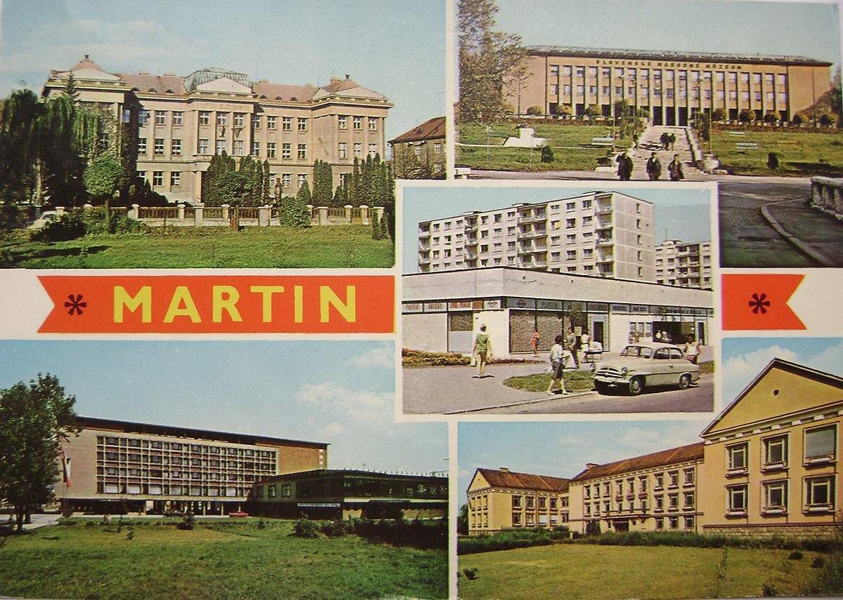 Martin, 1971