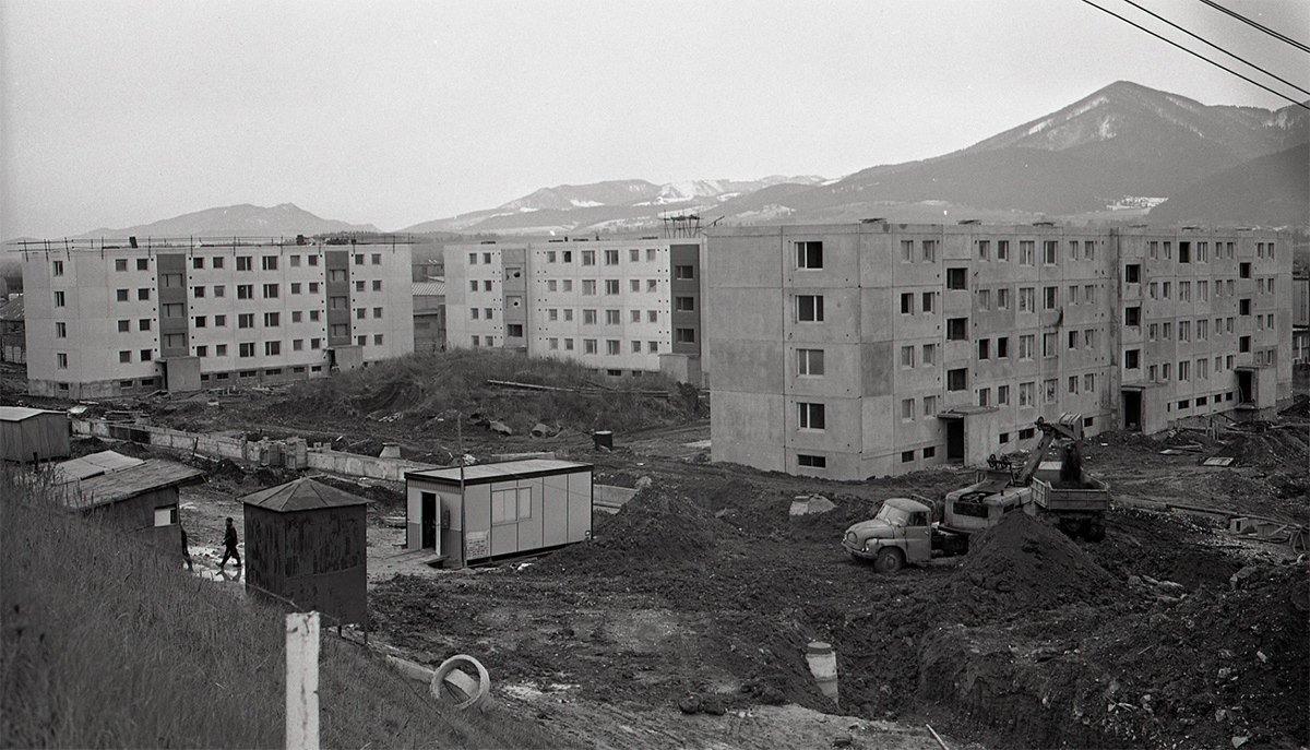 Jahodníky, 1972