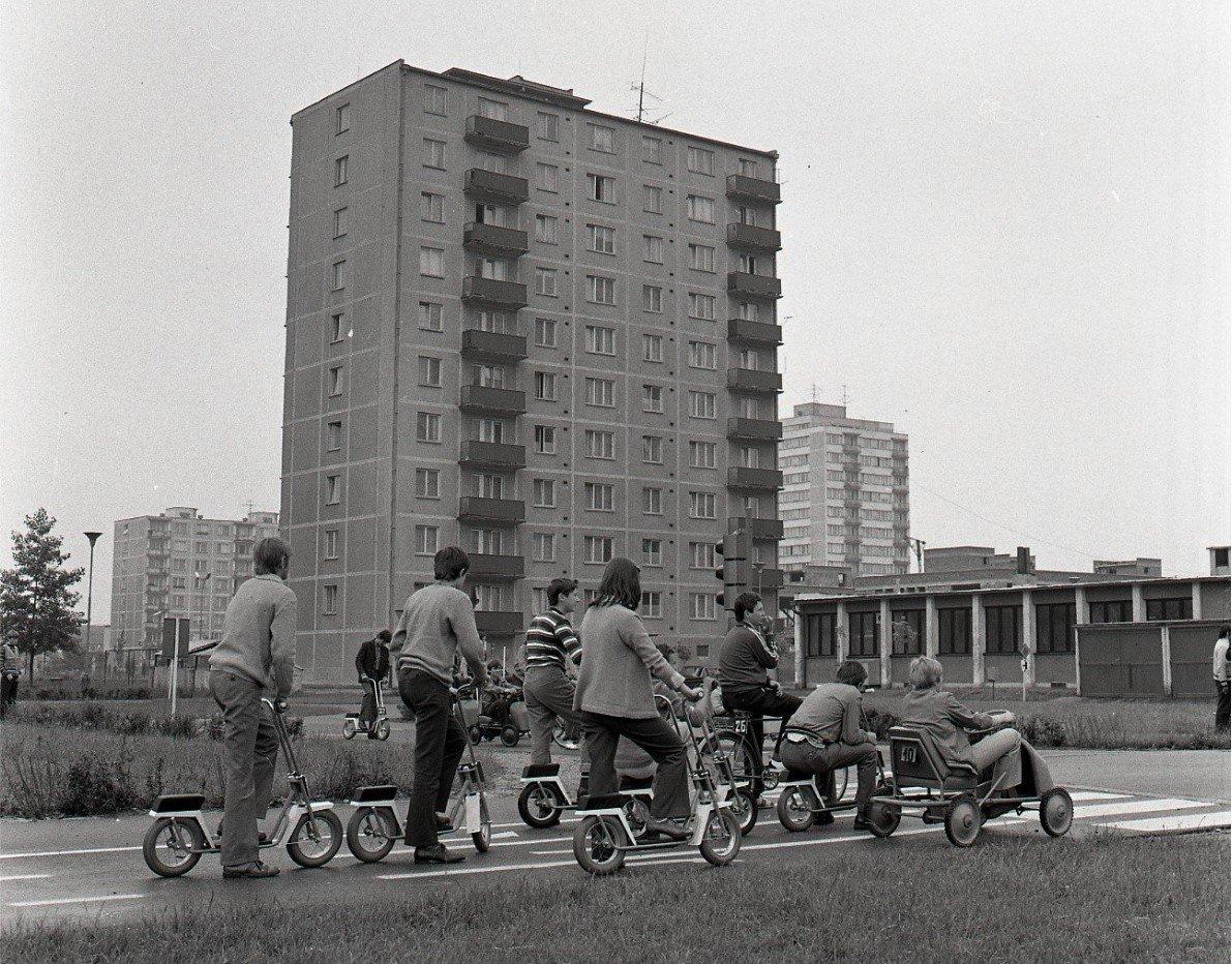 Sever, 1974