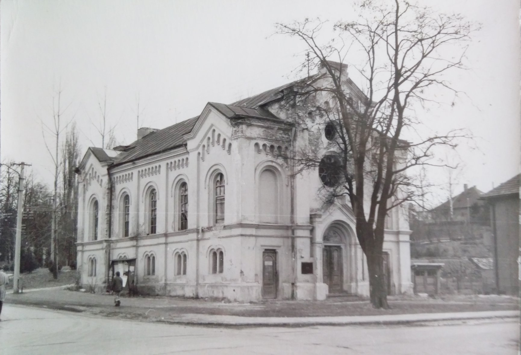 Synagóga, 1974