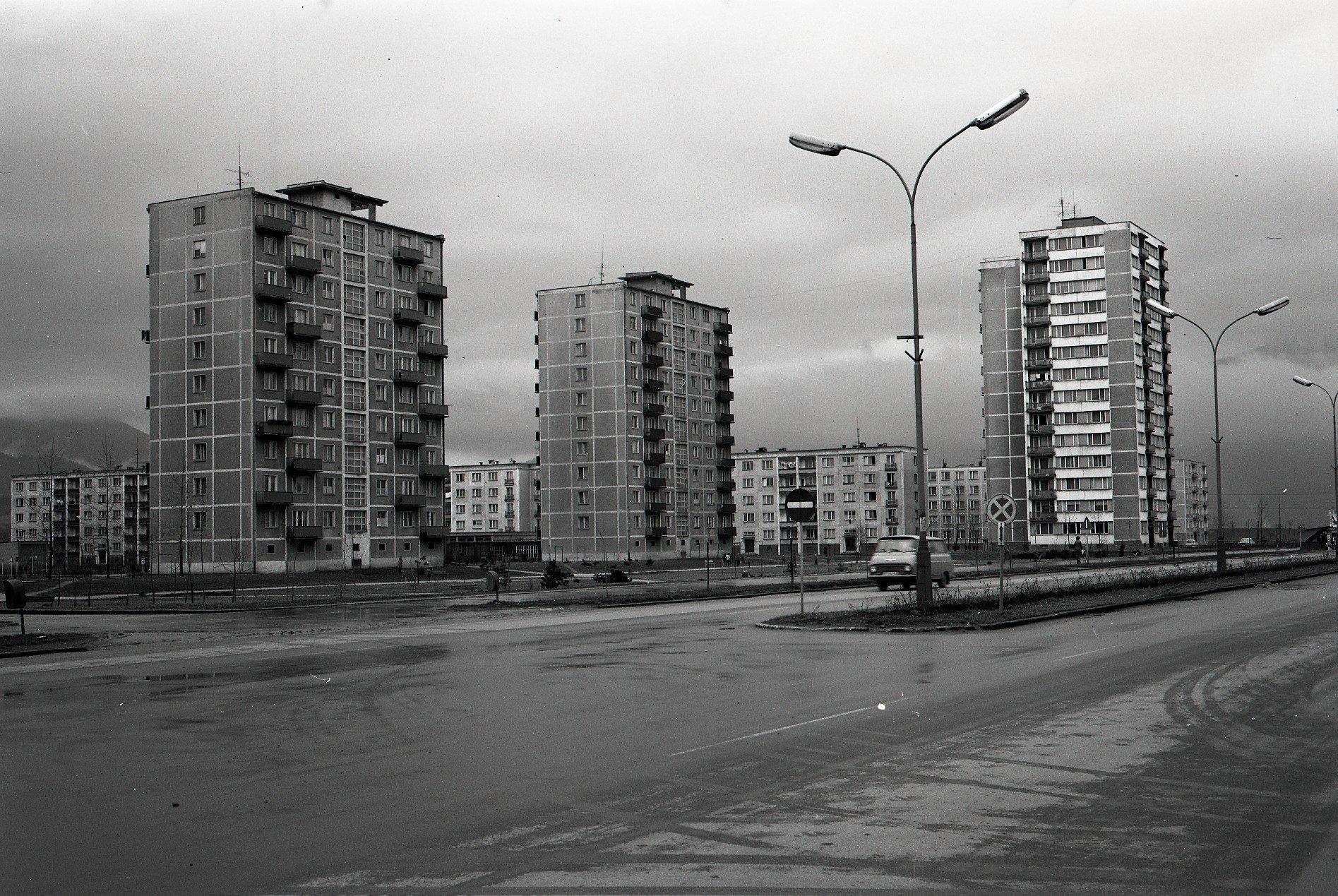1975 - Nové Sídlisko Martin - Sever