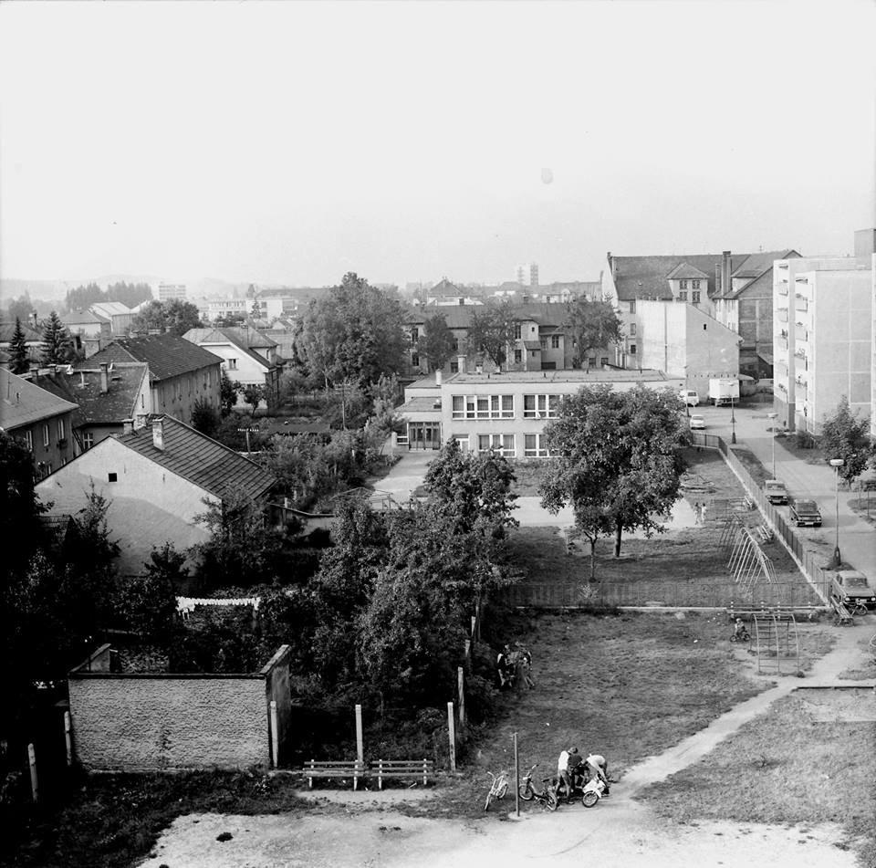 1980 - ulica mudroňova