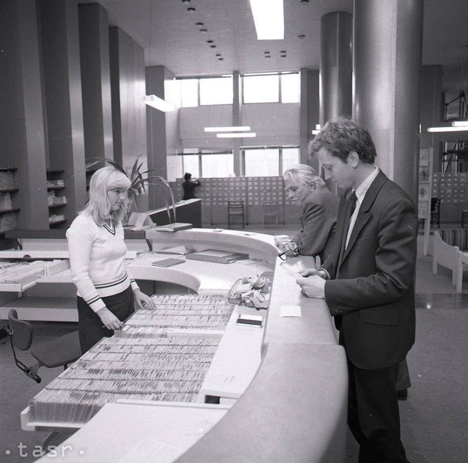 1981 - Slovenská národná knižnica