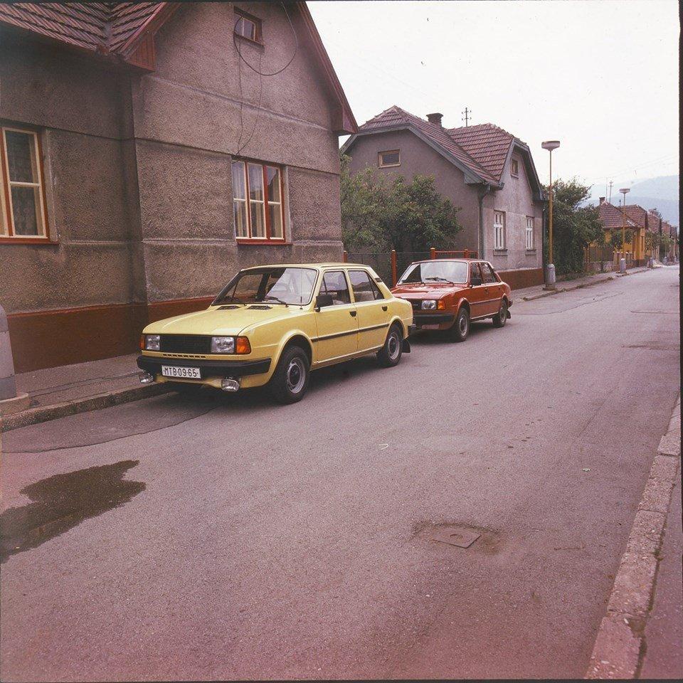 1982 - odtoky