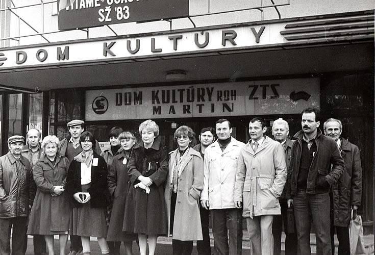 1983 - dom kultúry