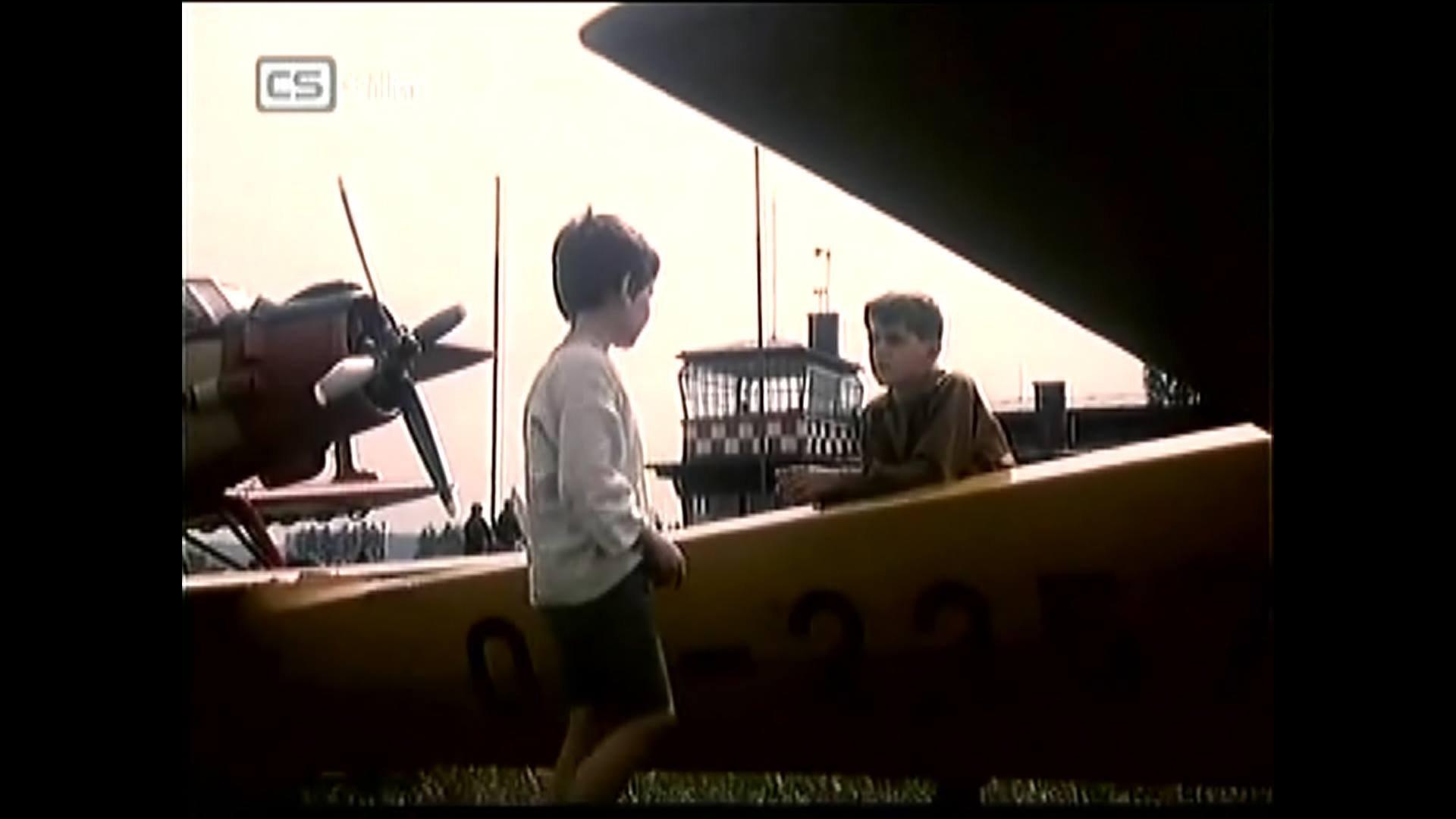 1983 - Tomcany, záber z filmu