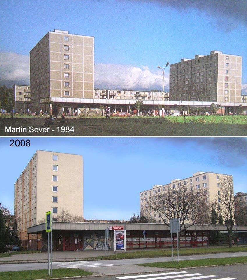 1984 - sever