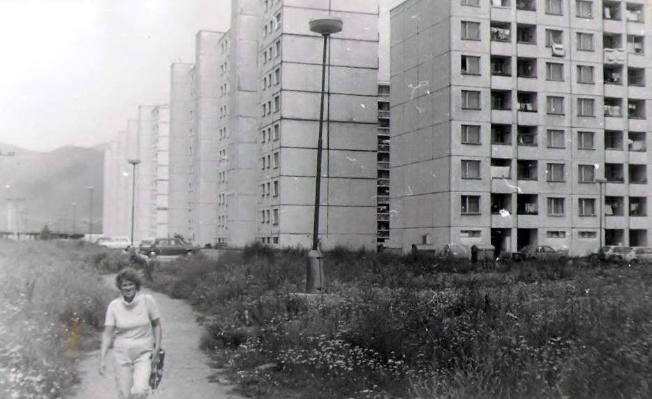 1985 - Košuty