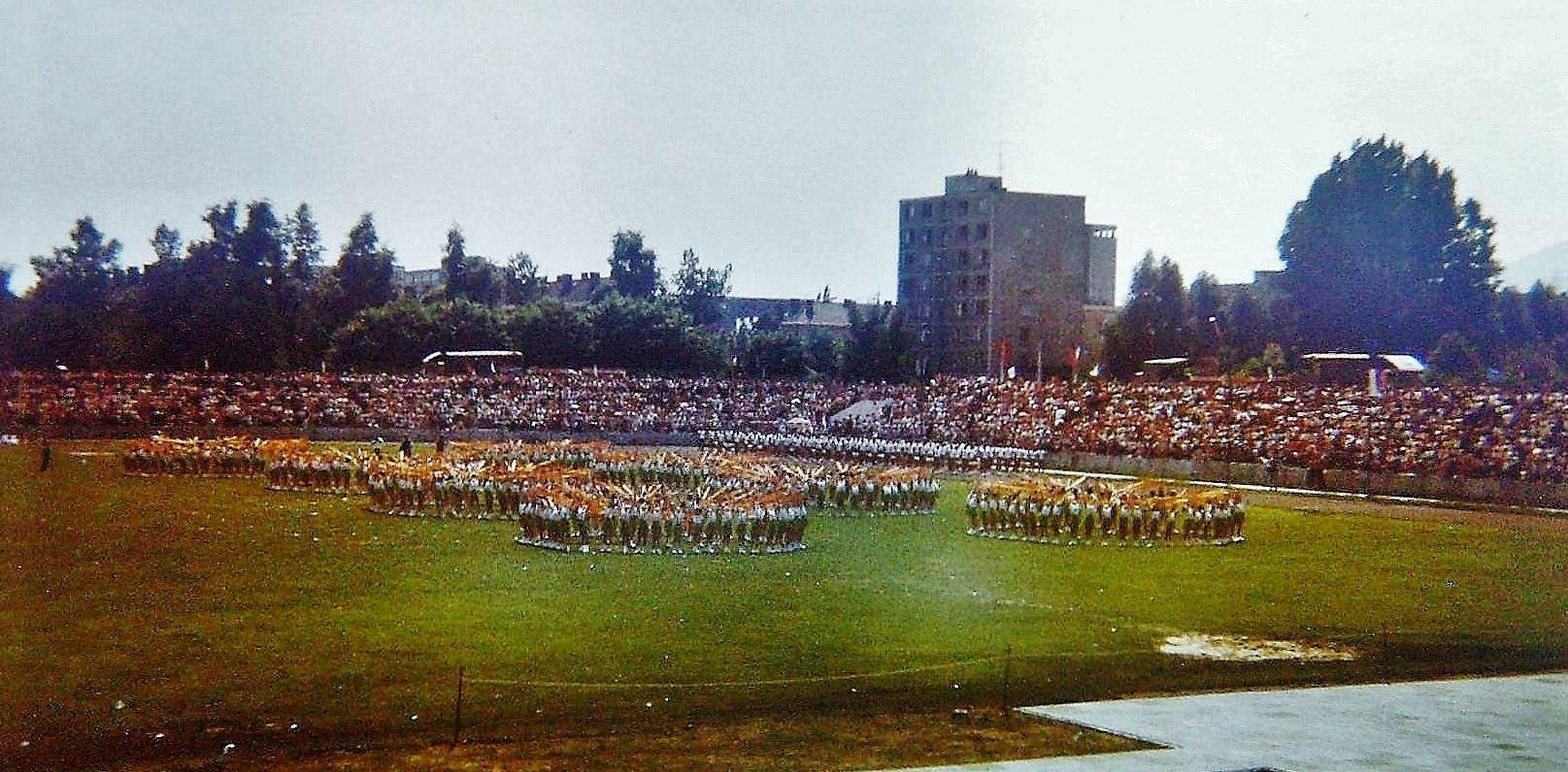 1985 - spartakiáda