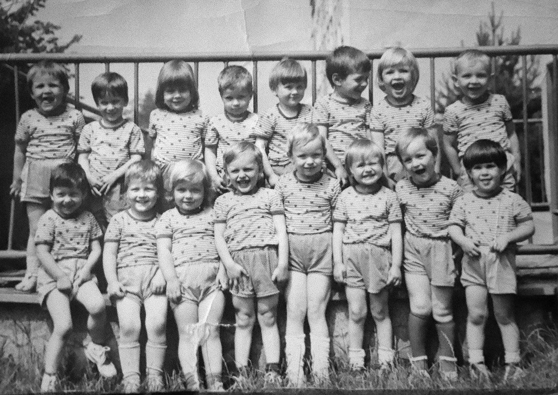 1988 - detské jasle