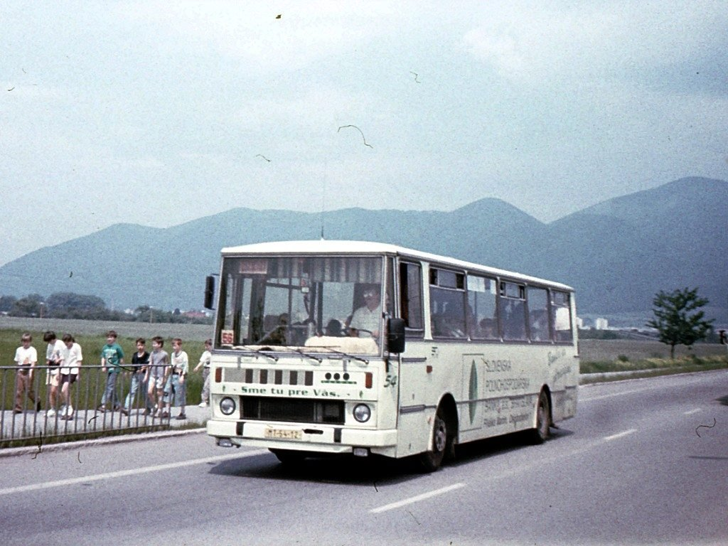 Autobus, 1995