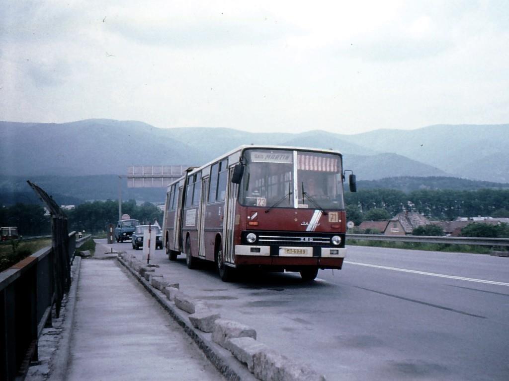 Harmonika na košútskom nadjazde, 1995
