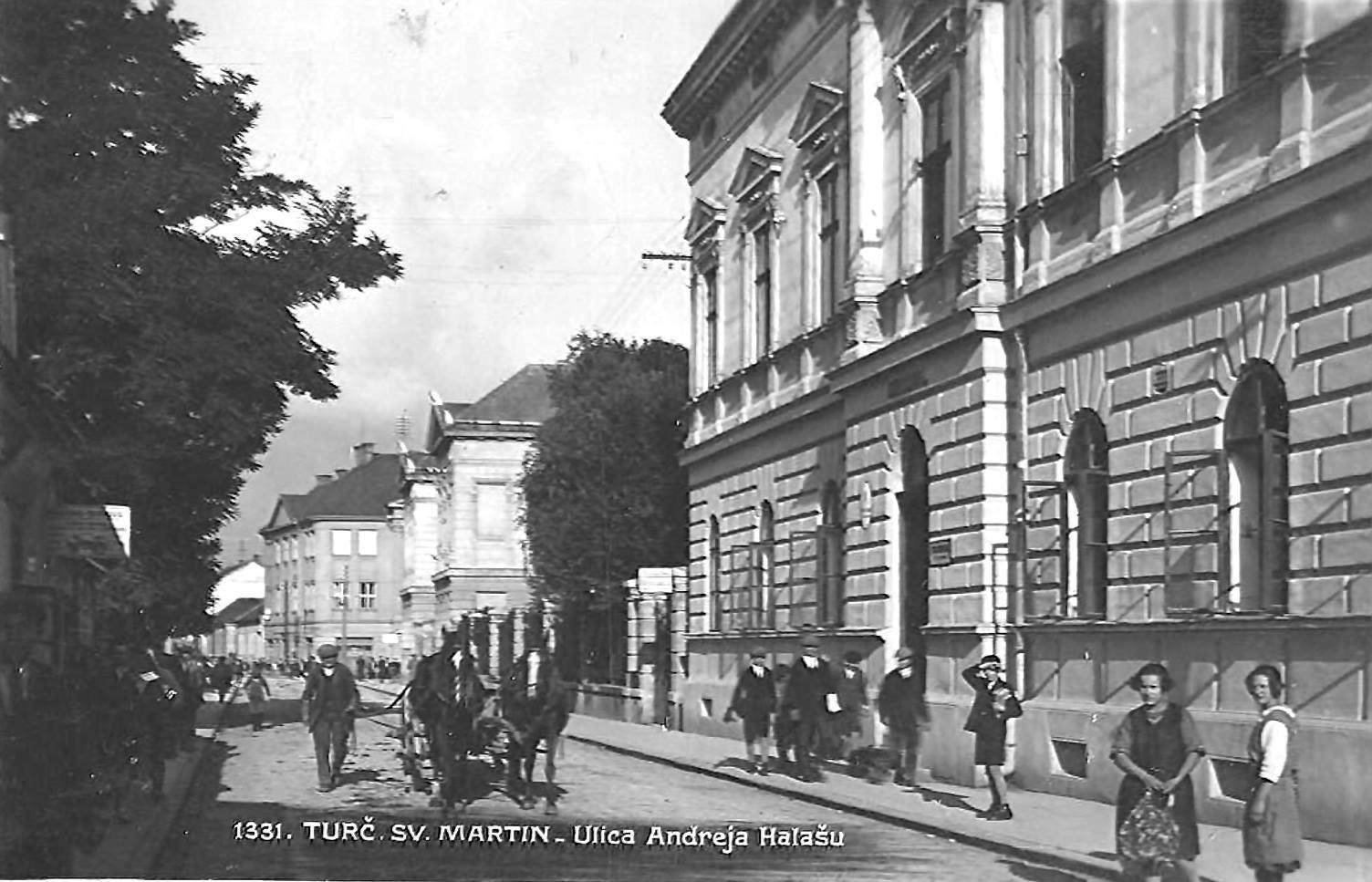 20te roky - Andreja Kmeta