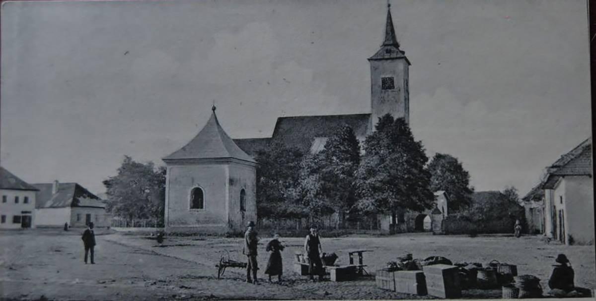 Kostol, 20te roky