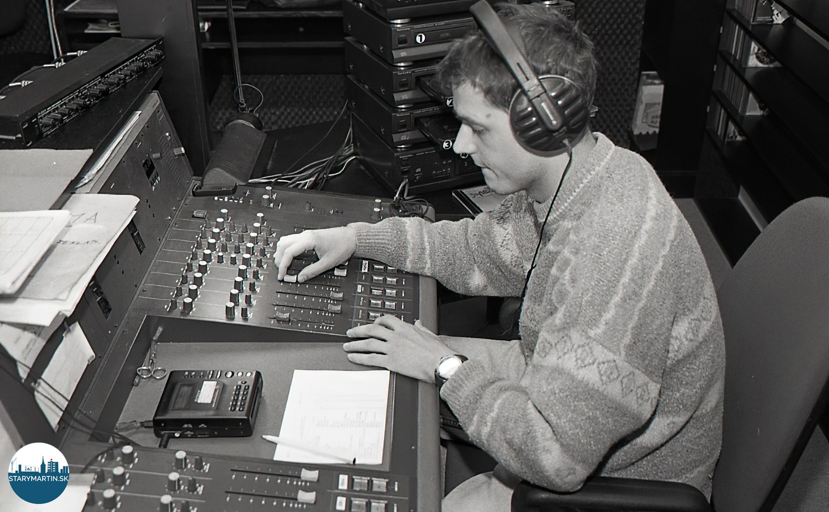 Rádio Rebeca, 6.6.1995, TASR