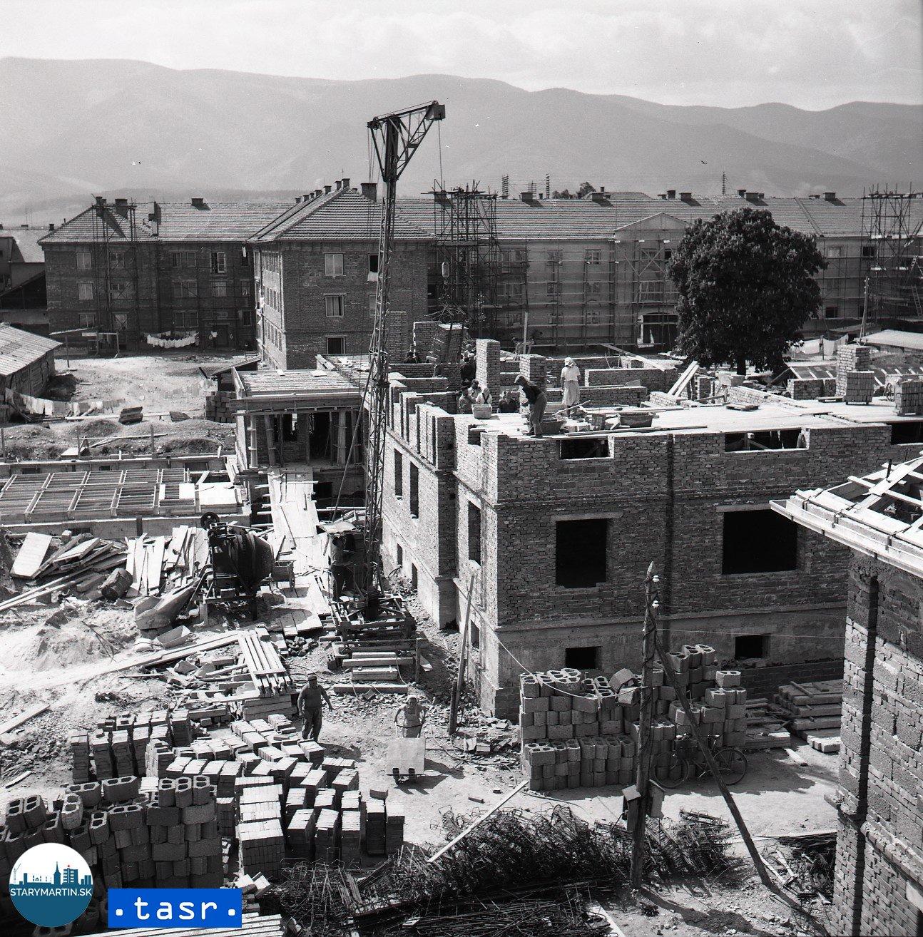 1.6.1956 - Štúrová štvrť