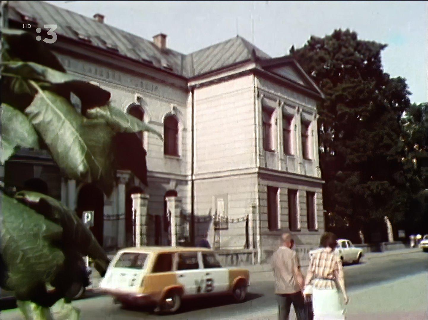 z relácie Stretnutie v Martine 1981