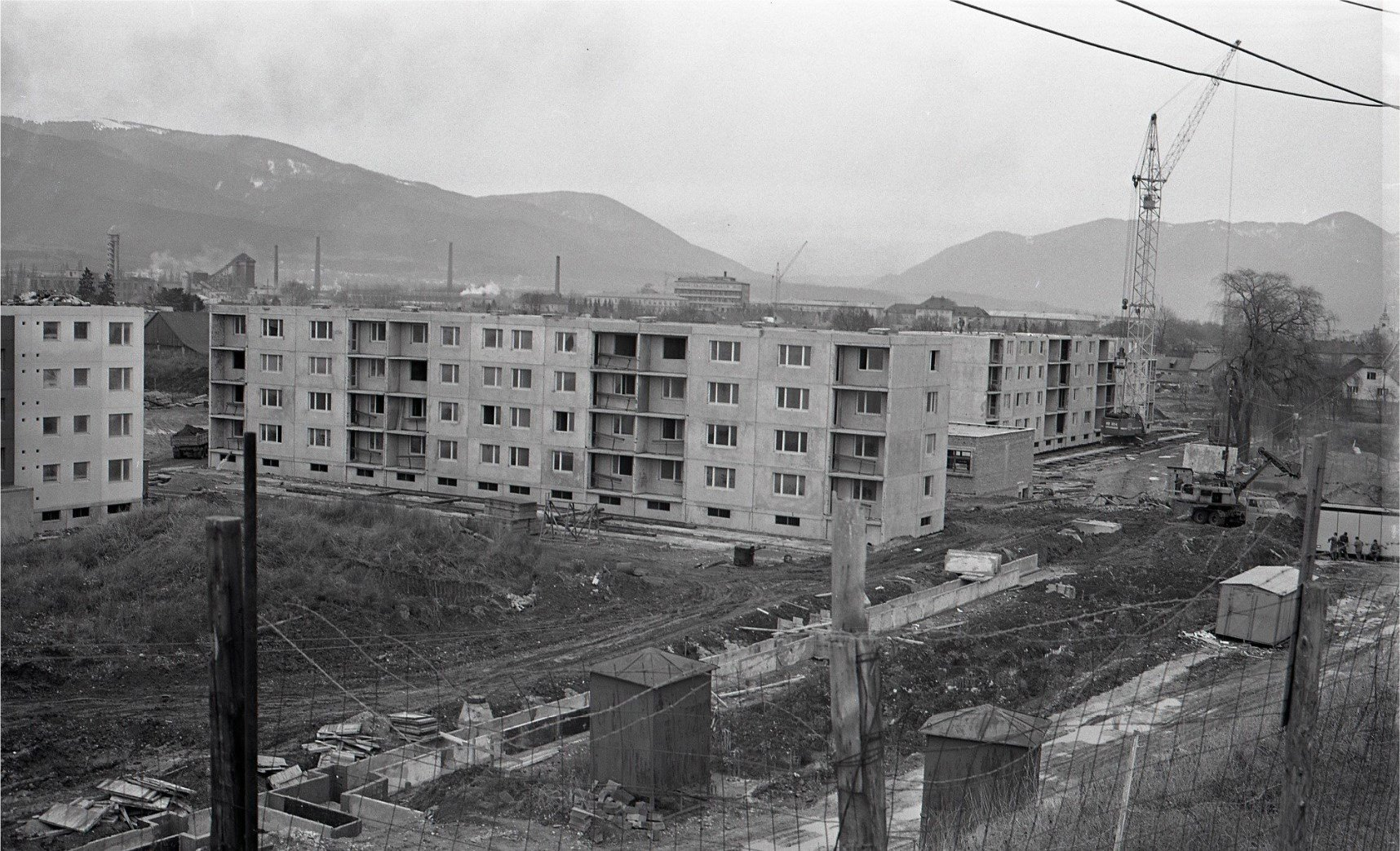 Nové bývanie v MT, Vrútky, Priekopa A Záturčie