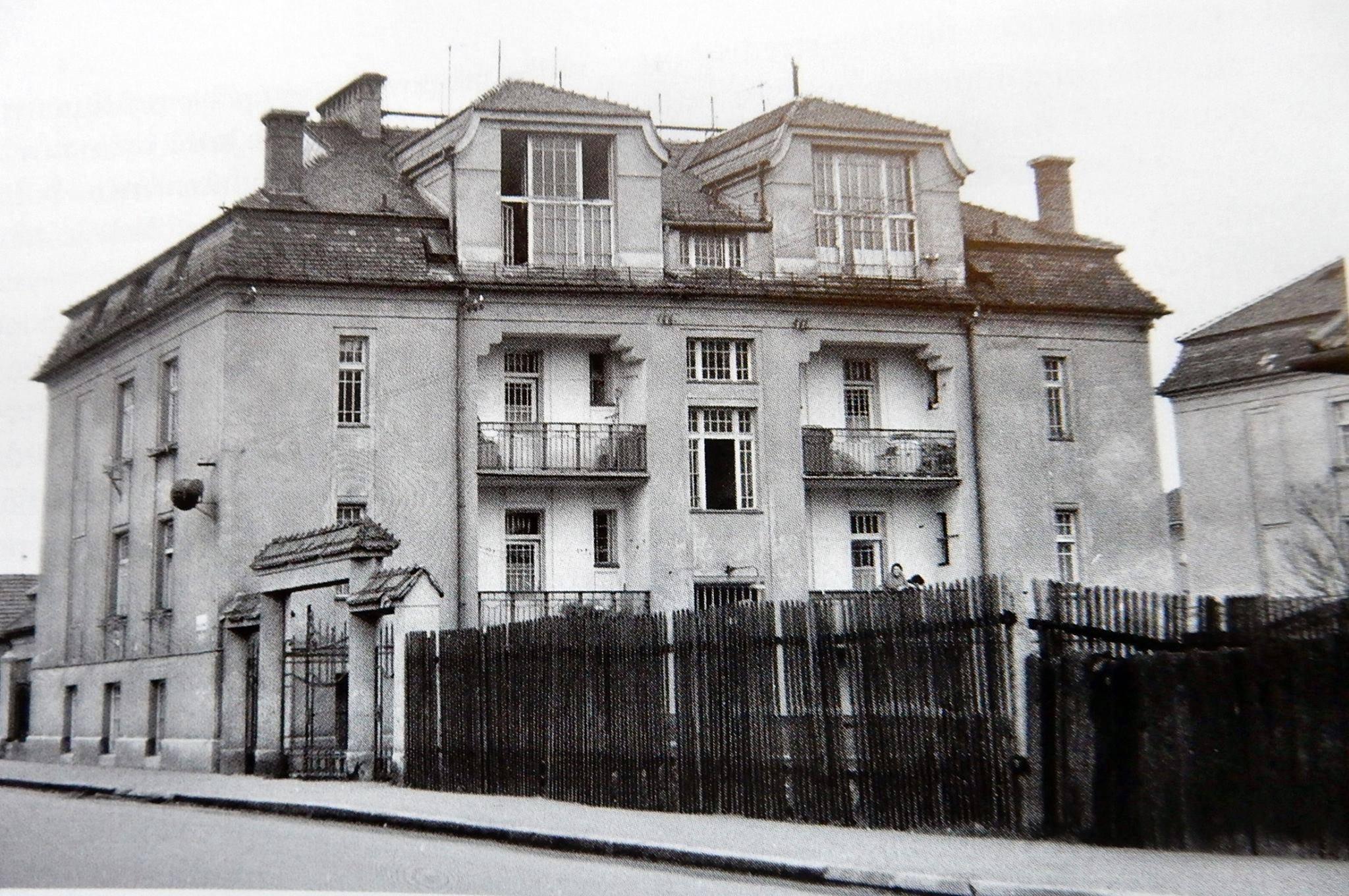 Dom tatra banky, Kuzmanyho, 1965