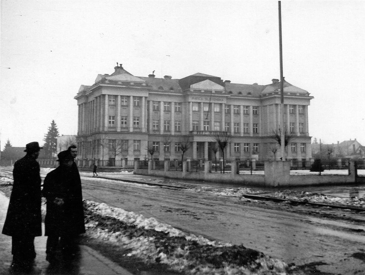 Druhá budova Matice Slovenskej, 1939