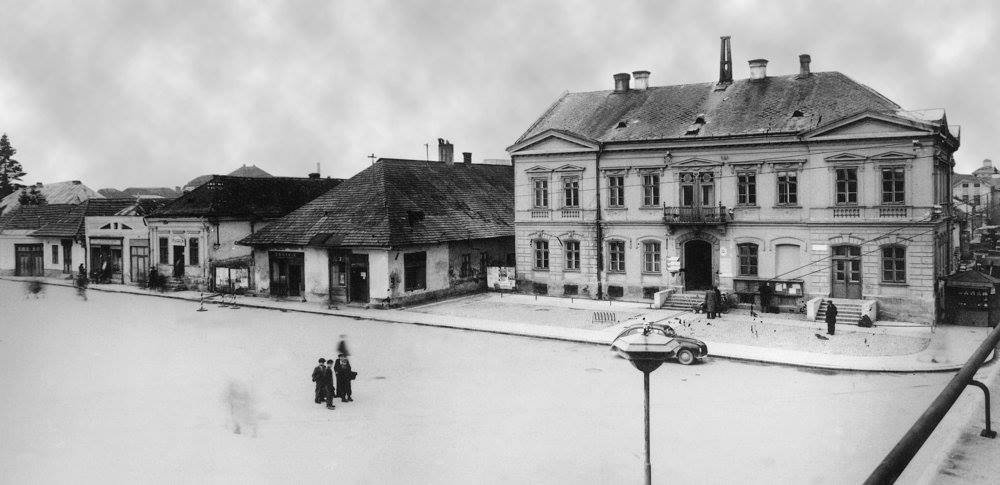 Glückstahlov Dom. 70te roky