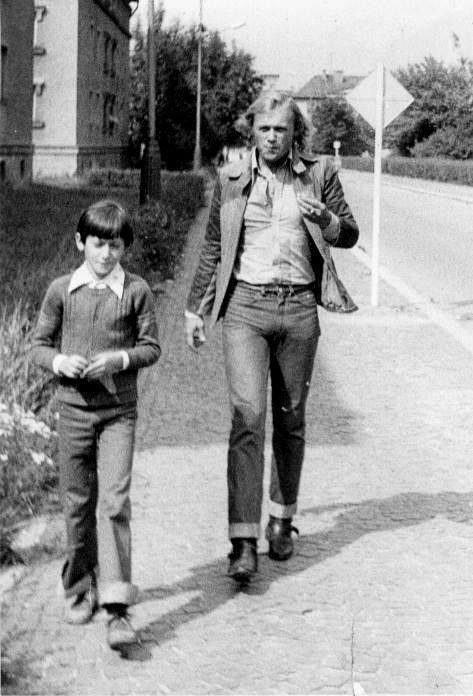 Jiří Korn V Martine, 1975