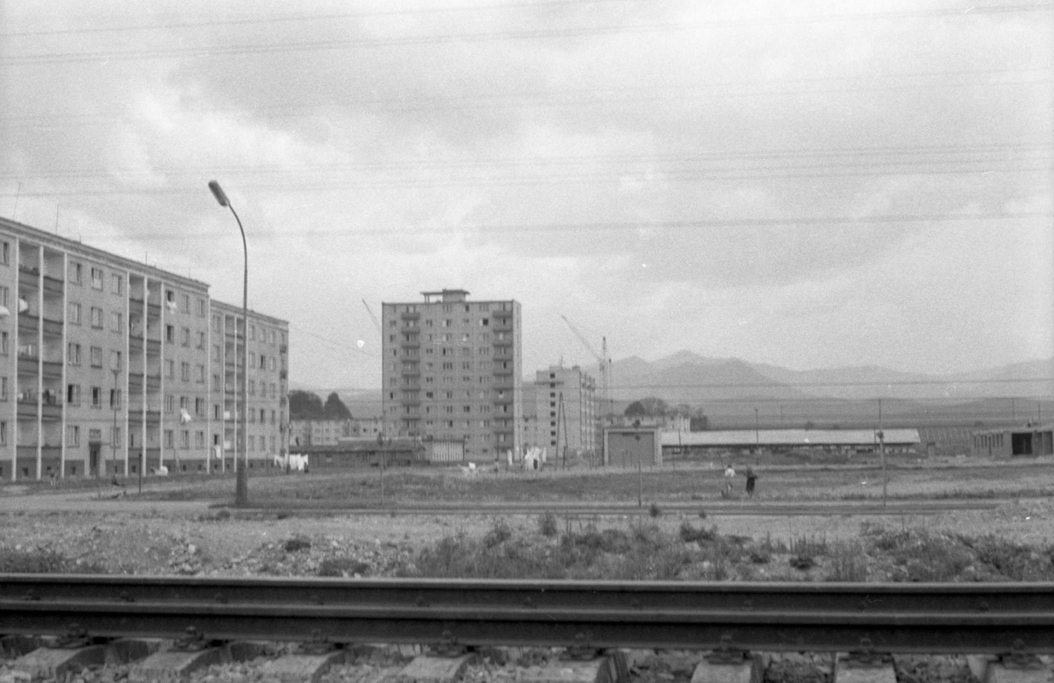 Martin - sever, 1963