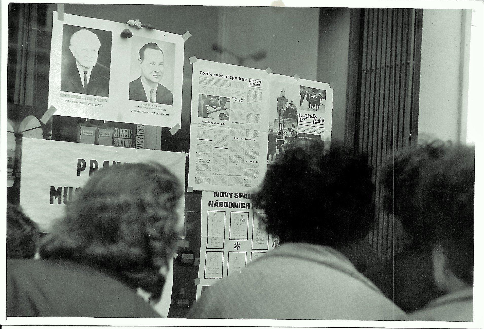 Martin v čase okupácie, 1968
