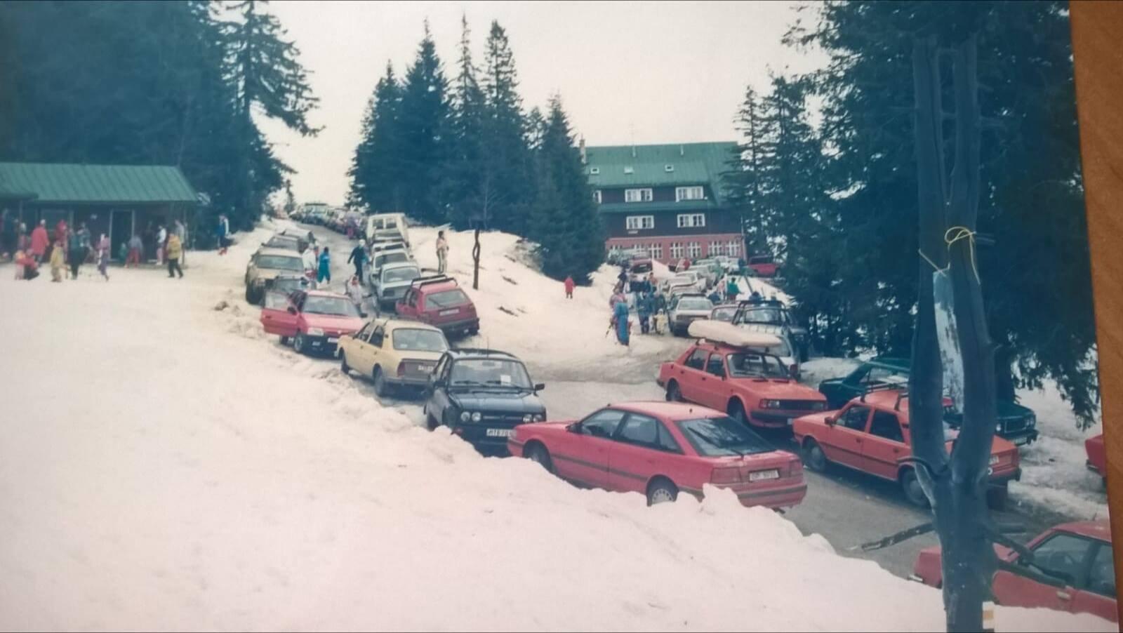 Martinské Hole, 1994