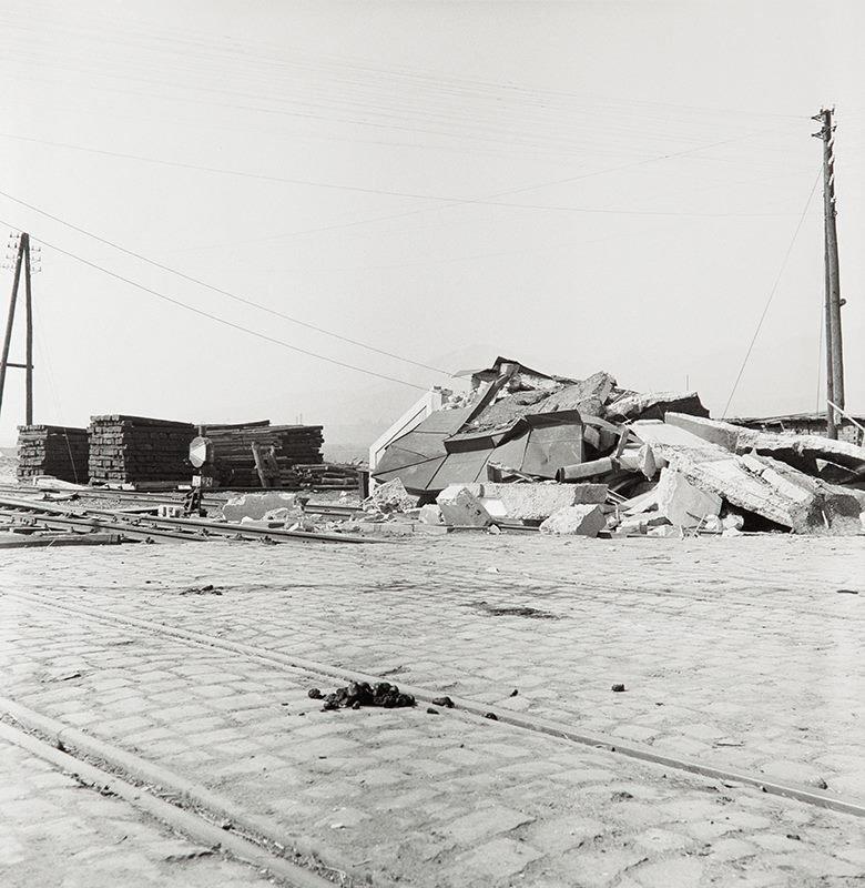 Martinská stanica, 1945