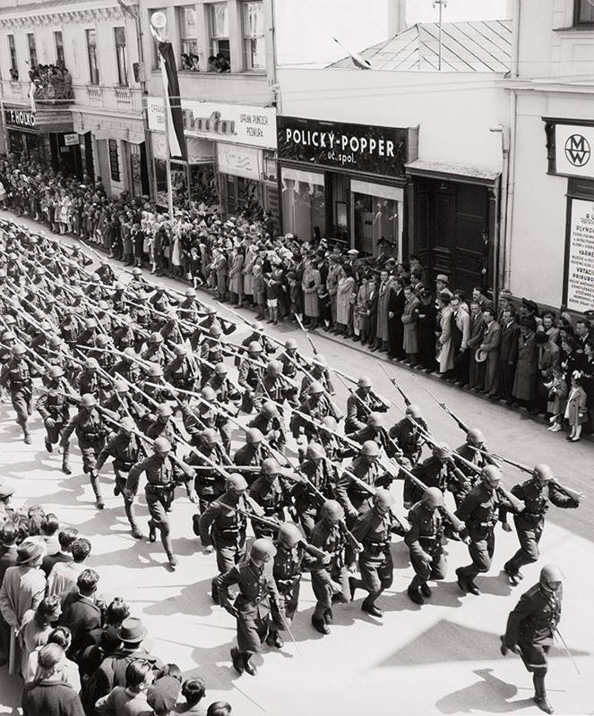 Memorandové slávnosti, 1941