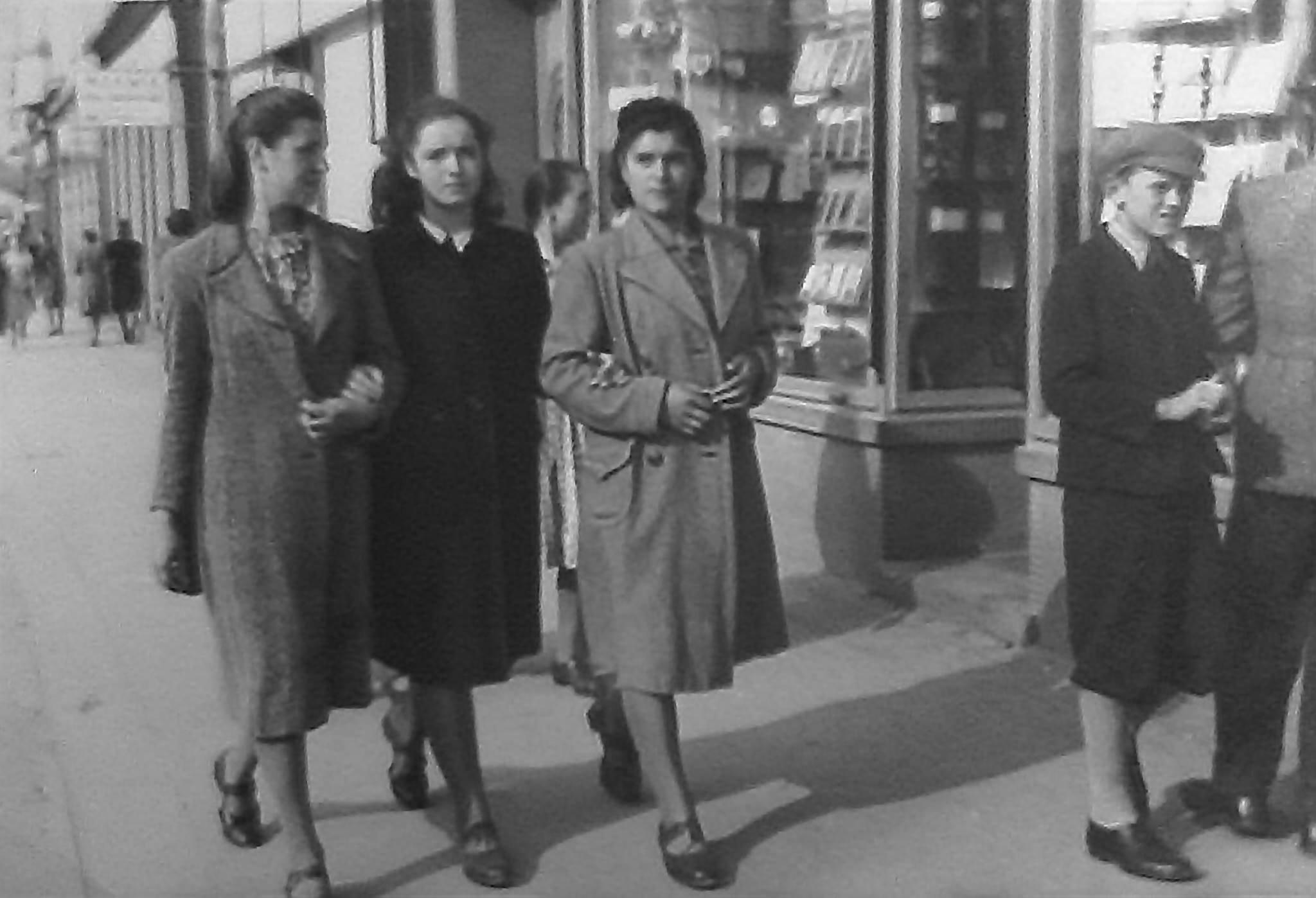 Na Martinskom korze, 10.8.1941